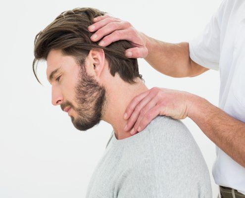 starke nackenschmerzen hilfe